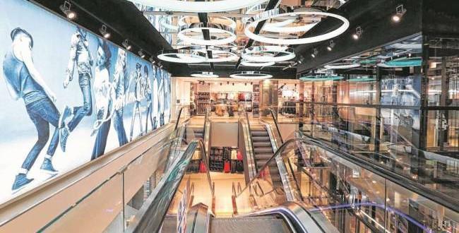 Primarkt Eröffnung in Düsseldorf