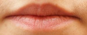 Lippen Natur