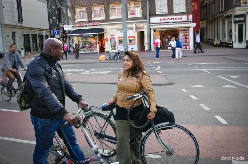 Amsterdam Leute