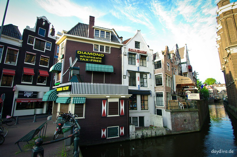 Amsterdamer Gassen