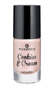 essence Cookies und Creme Nagellack