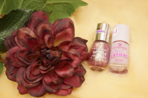 essence nagellack effect glitter jewels und nail candies