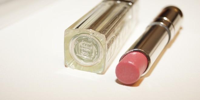 Dior Addict Lippenstift Rose-Deshibille