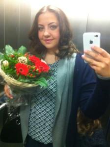 Blumen & ich