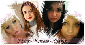 3 Blogs - 4 Mädels - 1 Challenge