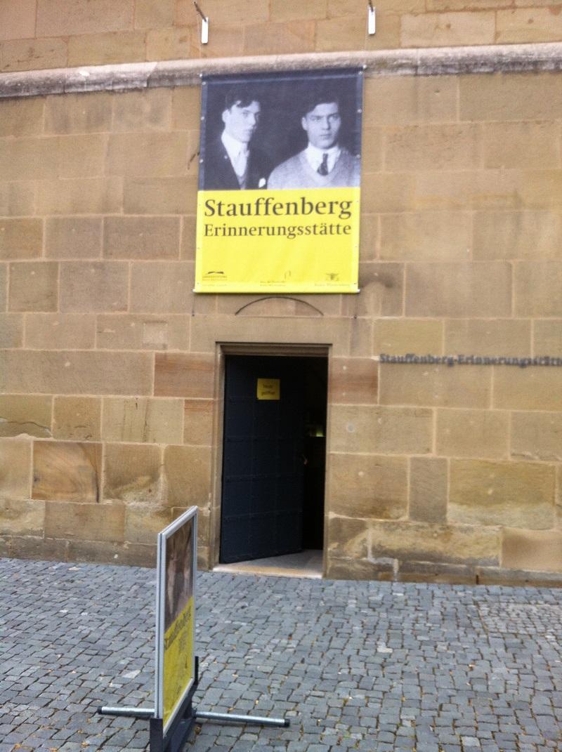 Erinnerungsstätte Stefan Stauffenberg