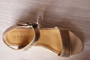 Esprit Sandalen von oben
