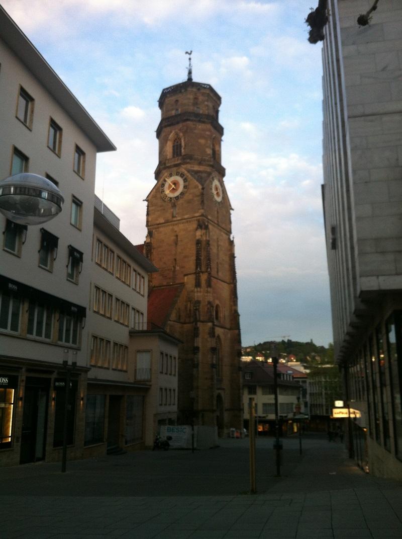 Kirche Innenstadt
