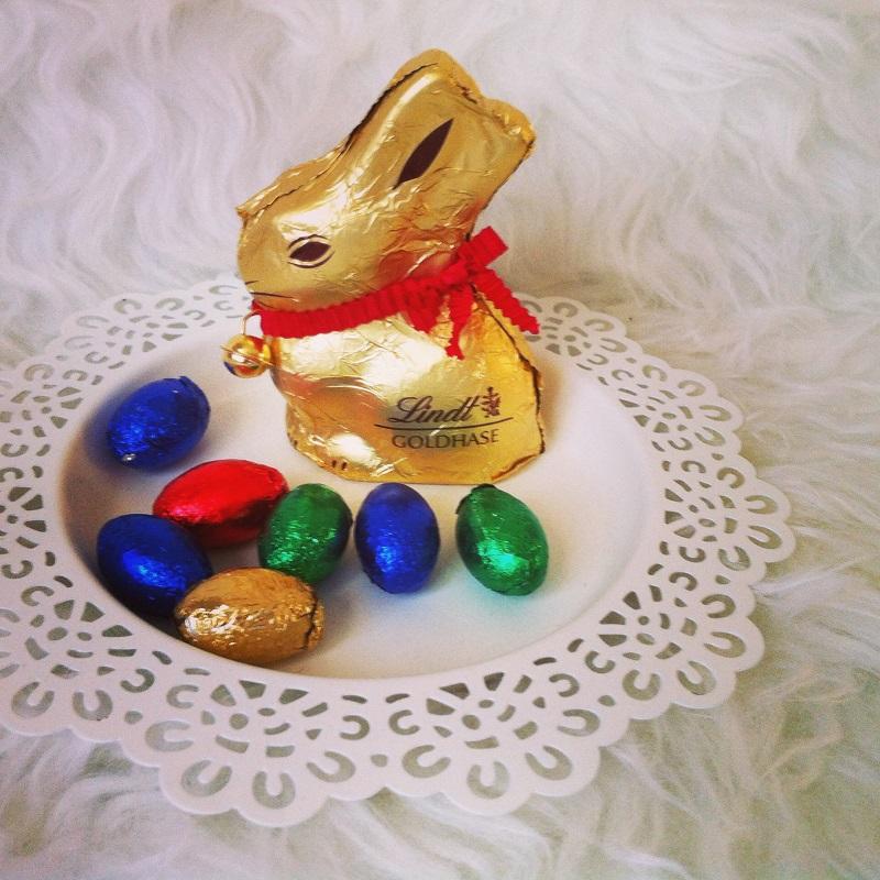 Ich wünsche euch ein schönes Osterfest :)