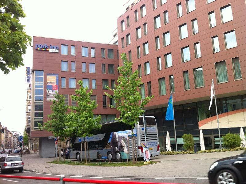 Hotel park-inn by Radisson Stuttgart