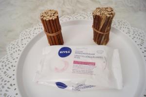 Nivea Pflegende Reinigungstücher Abschminkroutine
