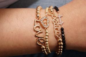 Armbänder New Yorker und Nara Jewelry