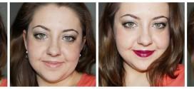 Blogchallenge 1 Look - 3 Lippenstifte
