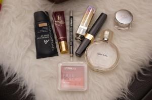 Inhalt meiner Kosmetiktasche