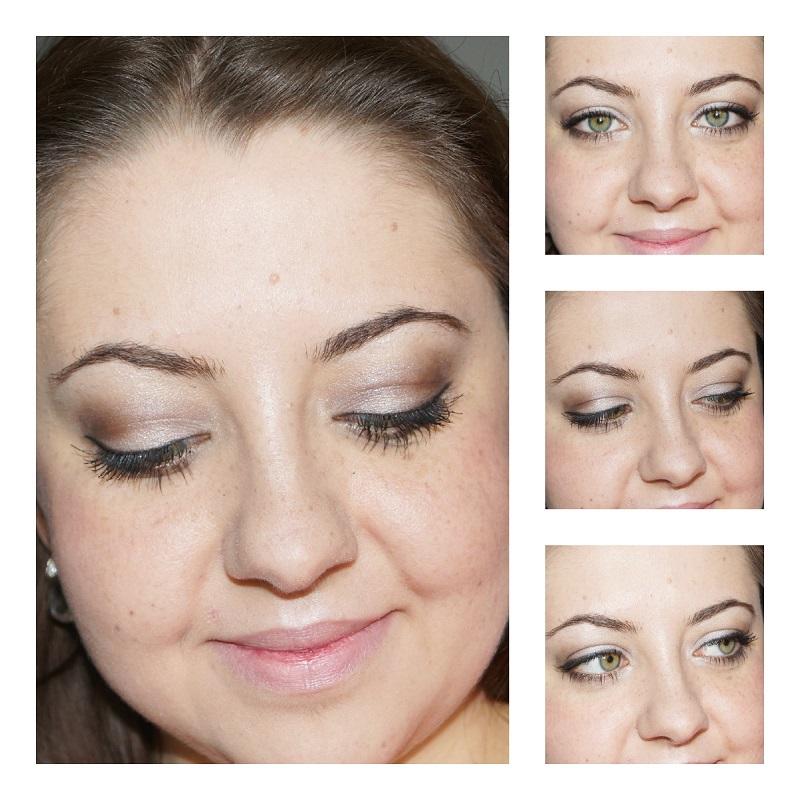 Look ohne Lippenstift