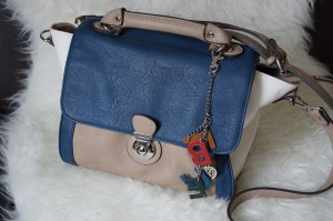Tasche Blue Spirit