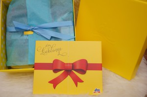 dm Lieblinge Box Juni 2014