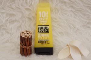 Original Source Zitrone und Teebaum Duschgel daydiva