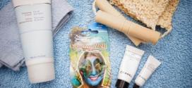 Wellness zu Hause Gesichtspflege AHAWA Chanel