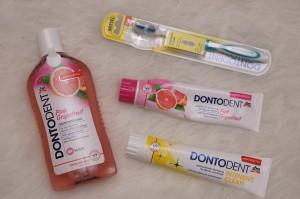 Produkttest Zahnhygiene von Dontodent