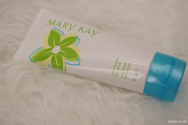 Mary Kay Fusspflege Peeling