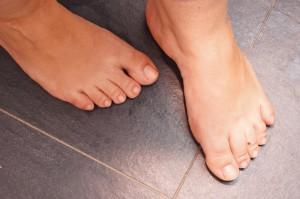 Meine Fußpflegeroutine