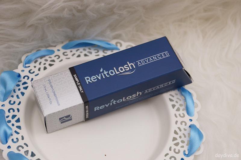 RevitaLash Advanced Wimpernserum Verpackung