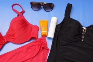 Strand Must Have 2014 Badeanzug oder Bikini