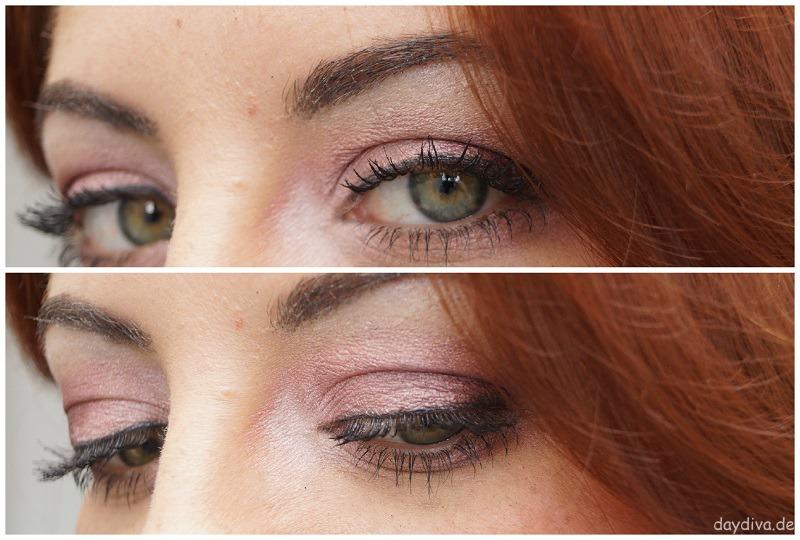 Mein Augenmakeup mit den COlor Tattoos von Maybelline