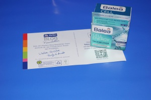 Produkttest Balea Cell Energy Tageselexier von dm