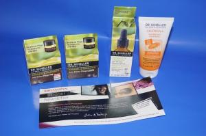 Produkttest Dr. Scheller Gesichtspflege und Handcreme von Rossmann