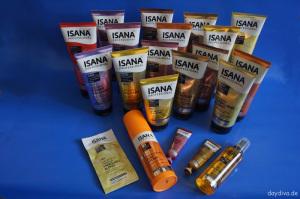 Produkttest ISANA Professional neue Haarproduktebei Rossmann