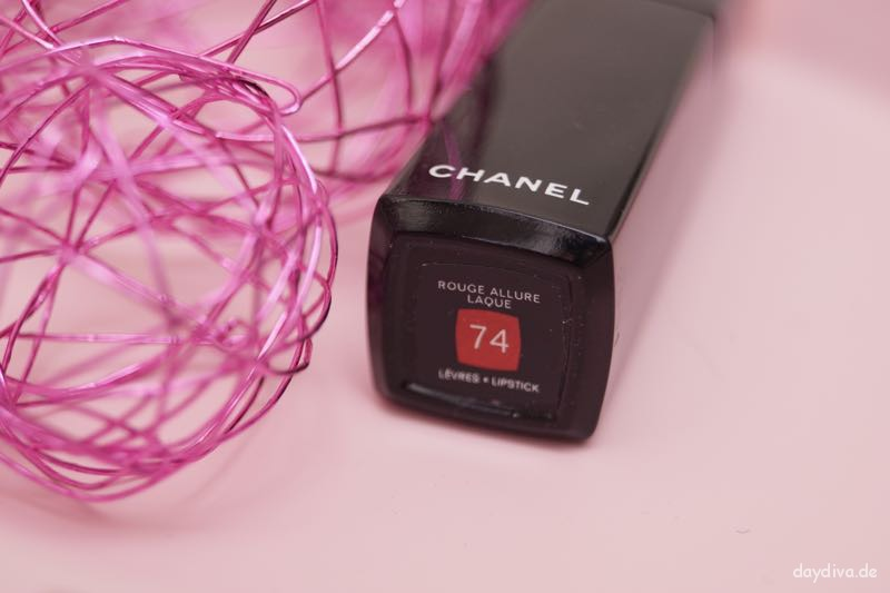 Chanel Lippenstift Farbe