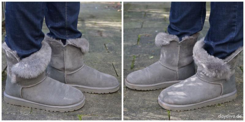 den ganzen winter warme f sse mit meinen neuen ugg boots. Black Bedroom Furniture Sets. Home Design Ideas