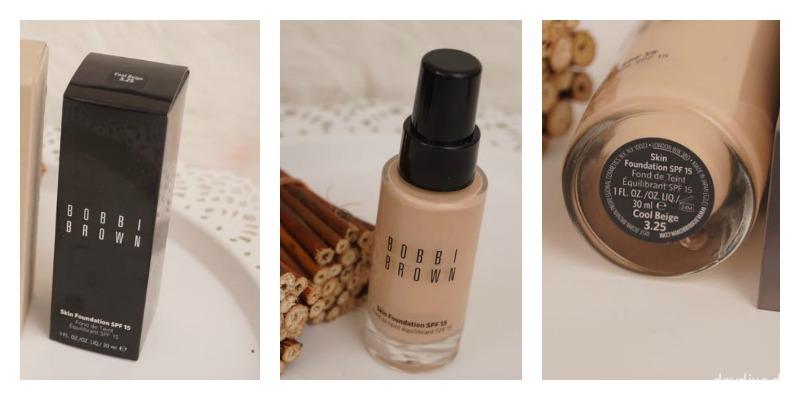 Bobbi Brown Skin Foundation Verpackung