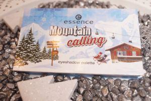 Verpackung Lidschatten Mountain Calling