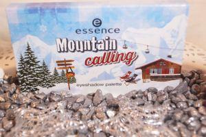 essence Mountain Calling Lidschattenpalette