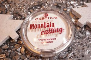 Essence Transparentes Puder LE Mountain Calling