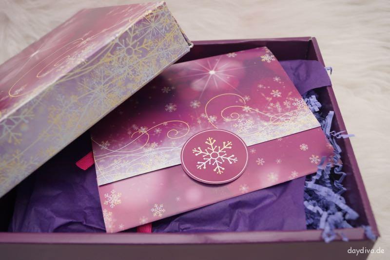 Weihnachtsbox Rossmann