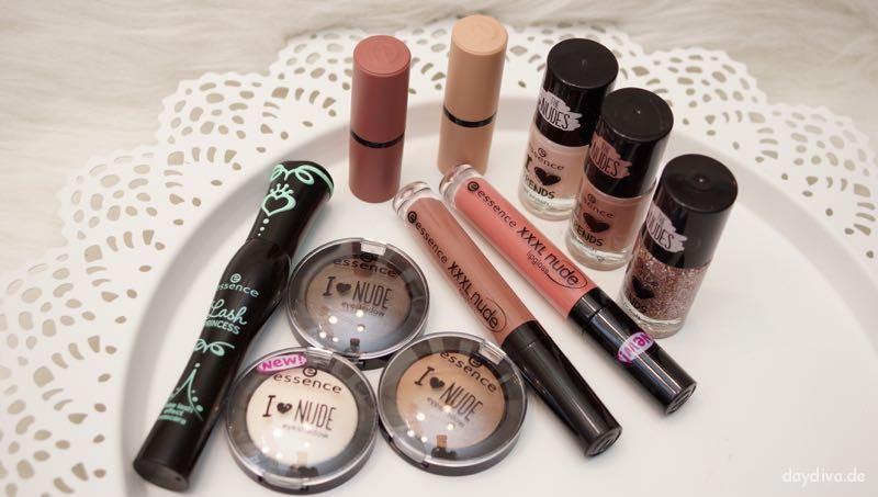 Alle Produkte der TE I Love Nude von essence