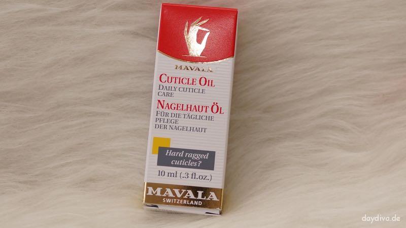 Mavala Nagelhaut-Öl