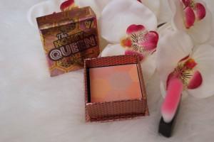 w7 honeycomb blush mit pinsel
