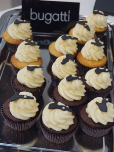 Cupcake-Schuhe-Bugatti