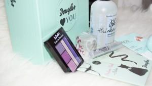 Alle Produkte der Douglas Februar Box 2015