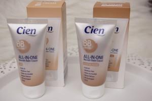 BB Cream All-in-one zwei Farbnuancen