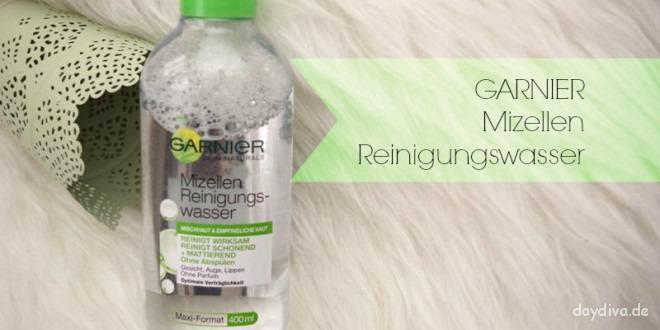 Mizellen Reinigungswasser von Garnier