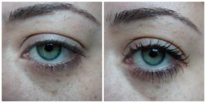 Tragebilder They#re Real! Mascara von Benefit frontal