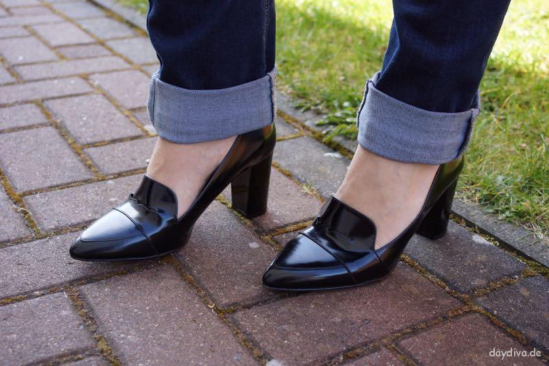 neue Schuhe von Bata