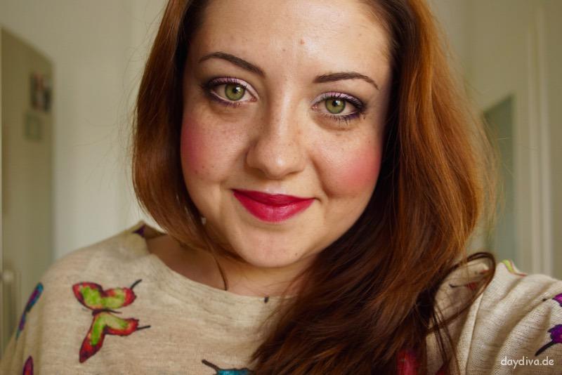 Make-up mit den Lidschatten von bareMinerals