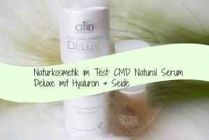 CMD Natural Serum Deluxe mit Hyaloron und Seide